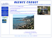 Agence Carnot : l'immobilier � Menton
